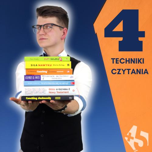 4 techniki, dzięki którym czytam lepiej